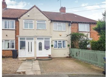 Thumbnail 2 bed terraced house for sale in Wildfell Road, Birmingham