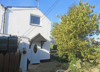 Thumbnail 1 bed semi-detached house to rent in Hersham, Bude