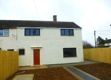 Thumbnail 3 bed semi-detached house for sale in St James, Dauntsey, Chippenham