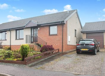 Thumbnail 2 bedroom semi-detached bungalow for sale in Burn Brae Avenue, Westhill, Inverness