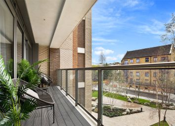 Thumbnail 1 bed flat for sale in Heritage Tower, 118 East Ferry Road, London