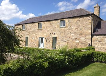 Thumbnail 5 bed barn conversion for sale in Netherton, Morpeth