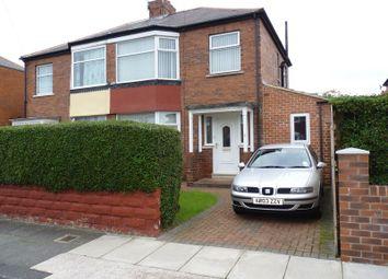 Thumbnail 2 bedroom semi-detached house to rent in Langdale Gardens, Walkerdene, Newcastle Upon Tyne
