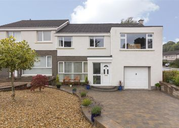 Thumbnail 5 bed semi-detached house for sale in Belsyde Court, Linlithgow Bridge, Linlithgow