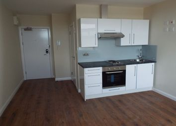 Thumbnail 1 bed flat to rent in Kimberley House, Vaughan Way, Leicester