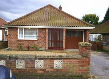 Thumbnail 2 bed bungalow to rent in Drayton Wood Road, Hellesdon, Norwich