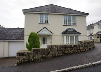 Thumbnail 4 bed detached house for sale in Chy Pons, St. Austell