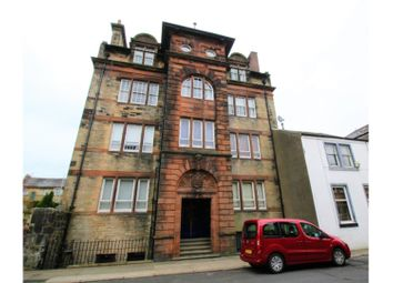 Thumbnail 3 bed flat for sale in Maxwellton Road, Paisley