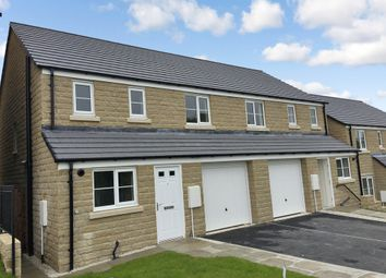 Thumbnail 3 bed semi-detached house to rent in 2 New Chapel Road, Hartcliffe Meadows Development, Penistone
