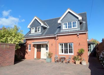 Thumbnail 2 bed detached house for sale in Hulham Road, Exmouth, Devon