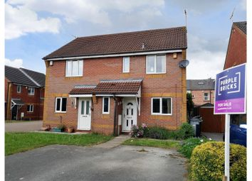 Thumbnail 3 bed semi-detached house for sale in Nether Pasture, Nottingham
