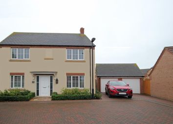Thumbnail 4 bed detached house for sale in The Leap, Littleport, Ely