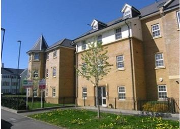 Thumbnail 2 bed flat to rent in Eastbury Way, Swindon, Wiltshire