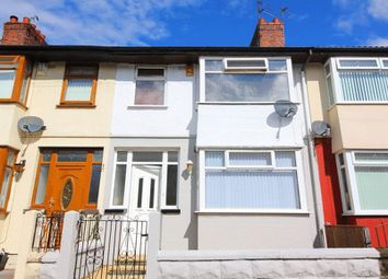 Thumbnail 3 bed terraced house for sale in Glen Road, Old Swan, Liverpool