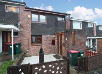 Thumbnail 3 bed terraced house to rent in Brideake Close, Crawley, West Sussex.