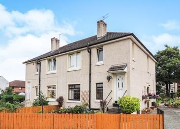 Thumbnail 1 bed flat for sale in Shields Road, Motherwell