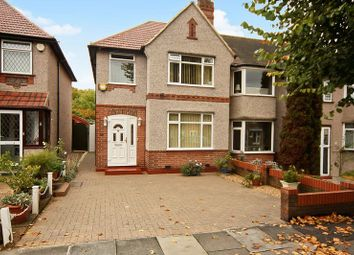 Thumbnail 3 bed end terrace house for sale in Robin Hood Way, Greenford