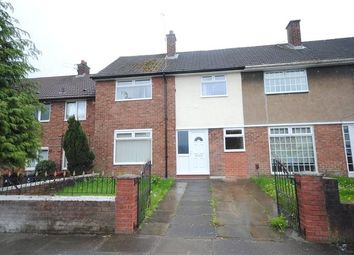 Thumbnail 3 bed terraced house for sale in Stanford Crescent, Liverpool, Merseyside