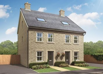"4 bed semi-detached house for sale in ""Queensville"" at New Road, Tintwistle, Glossop SK13"