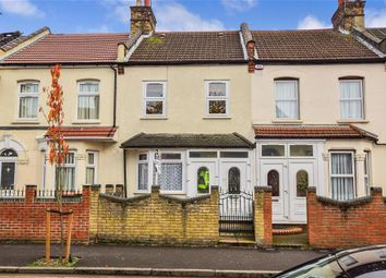 Thumbnail 4 bed terraced house for sale in Boundary Road, Plaistow, London