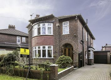 Thumbnail 3 bed detached house for sale in Torrington Road, Pendlebury, Swinton, Manchester