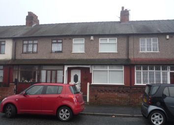 Thumbnail 3 bed terraced house to rent in Parr Street, Warrington