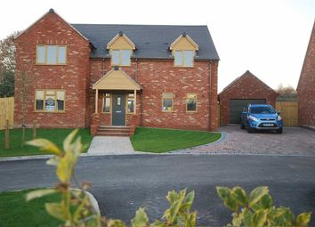 Thumbnail 4 bed detached house for sale in Bosbury Road, Cradley, Malvern