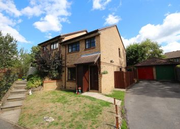 Thumbnail 3 bed semi-detached house for sale in Charlbury Close, Bracknell