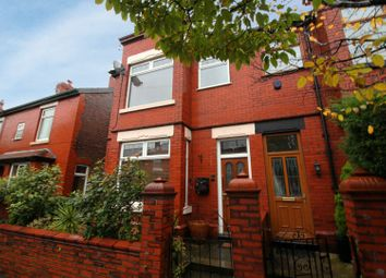 Thumbnail 3 bed semi-detached house for sale in King George Road, Hyde, Cheshire