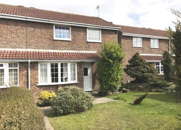 Thumbnail 3 bed semi-detached house to rent in Fonmon Road, Rhoose, Barry