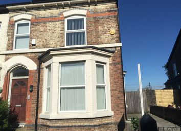 Thumbnail 4 bed semi-detached house for sale in Hartington Road, Toxteth, Liverpool L8, Liverpool,