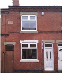 Thumbnail 2 bedroom terraced house to rent in Gladstone Street, Mansfield