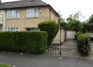 Thumbnail 3 bed semi-detached house for sale in Lingfield Approach, Alwoodley, Leeds