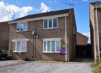 Thumbnail 2 bed semi-detached house for sale in Constable Garth, Hull