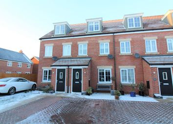 Thumbnail 3 bed town house for sale in Voyager Close, Fleetwood
