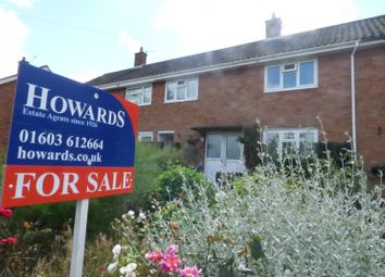 Thumbnail 3 bedroom property for sale in Thurling Plain, Norwich