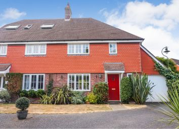 Thumbnail 3 bed semi-detached house for sale in Berrall Way, Billingshurst
