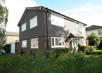Thumbnail 4 bedroom detached house for sale in Kerdistone Close, Little Heath, Potters Bar