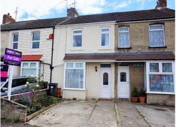 Thumbnail 2 bedroom terraced house for sale in Stratton Road, Swindon