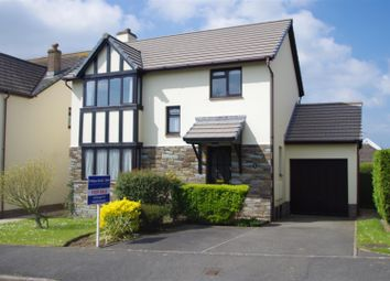 Thumbnail 3 bedroom detached house for sale in Moorlea, Lower Park Road, Braunton
