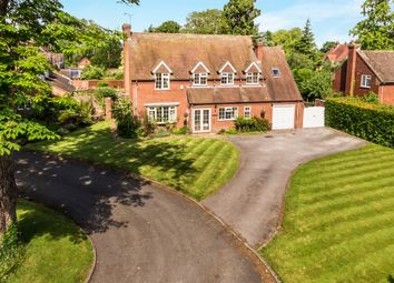 Thumbnail 4 bed detached house for sale in Church Road, Long Itchington, Southam