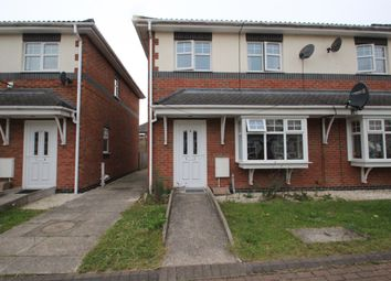 Thumbnail 3 bed end terrace house to rent in Florida Court, Hull