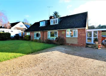 Thumbnail 3 bedroom semi-detached bungalow for sale in Hillside Way, Welwyn