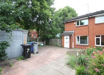 Thumbnail 2 bed semi-detached house for sale in Farwood Close, Manchester