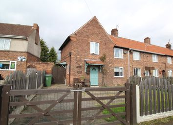 Thumbnail 3 bed semi-detached house for sale in Mellish Road, Langold, Worksop
