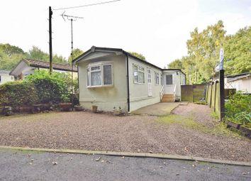 Thumbnail 2 Bed Mobile Park Home For Sale In Birchwood Homes Rainworth