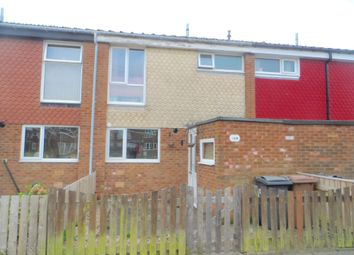 Thumbnail 3 bed terraced house for sale in Bellshill Close, Wallsend