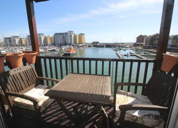 Thumbnail 2 bed flat for sale in Madeira Way, South Harbour, Eastbourne