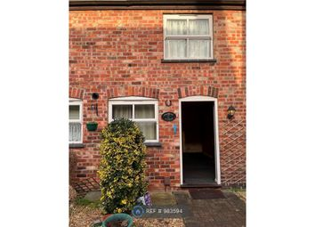 1 bed terraced house to rent in Merchant Cottages, Lincoln LN5