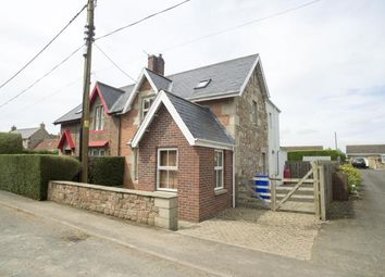 Thumbnail 2 bed semi-detached house to rent in Bowsden, Berwick-Upon-Tweed